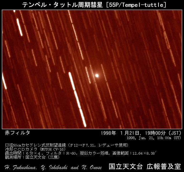 テンペル・スイフト・LINEAR彗星