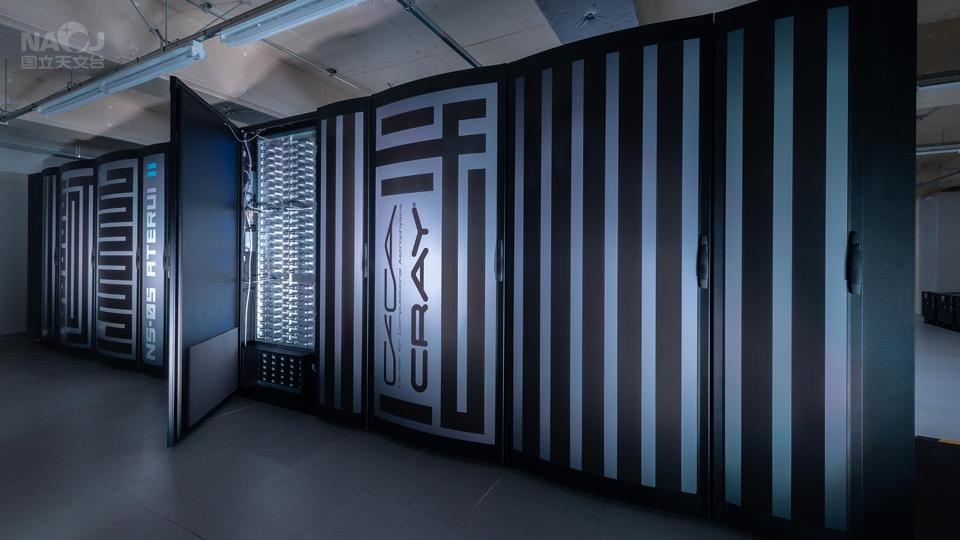 天文学専用スーパーコンピュータ「アテルイII」