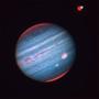ガリレオ衛星が「月食」中に謎の発光? すばる望遠鏡とハッブル宇宙望遠鏡で観測