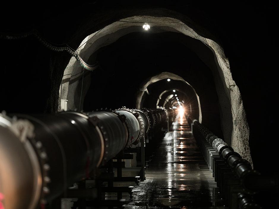 大型低温重力波望遠鏡KAGRAが完...