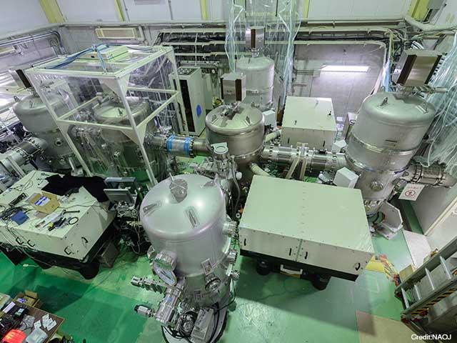 自然科学研究機構 国立天文台干渉計型重力波アンテナ TAMA300