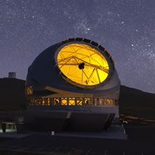 A Next Generation Extremely Large Telescope: TMT