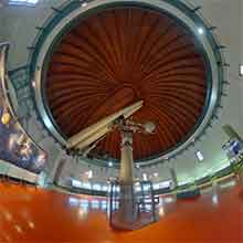 65-cm Equatorial Refractor Telescope Commemorates Japan's Astronomical Observations
