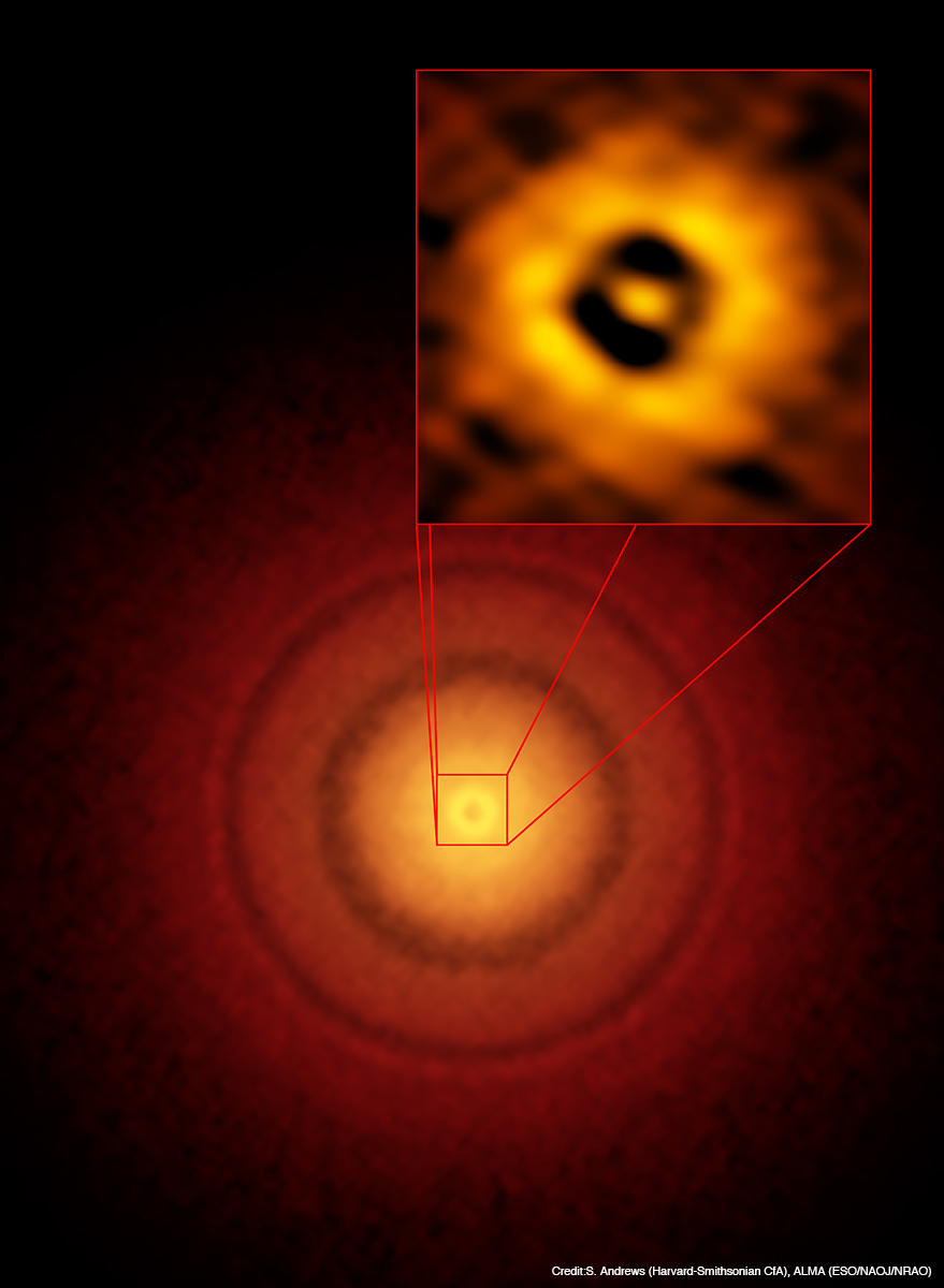 A Dust Disk Surrounding TW Hydrae