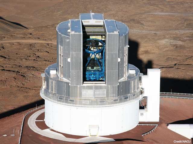 The Subaru Telescope Naoj National Astronomical
